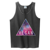 ▲VEGALAXY▲ Vegan NASA Galaxy Hipster Triangle Men Tank-Top | Singlet