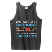 Earthling male singlet\tank top