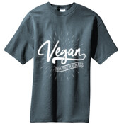 Vegan For The Aniamls | Men's tshirt