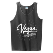 Vegan For The Animals Tank Top/Singlet