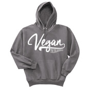 Vegan For The Animals Hoodie